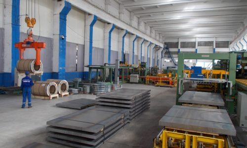 Flat Products (coils and plates/sheets)